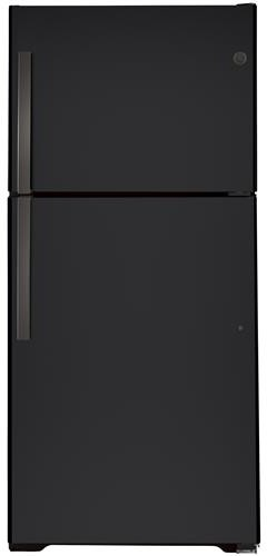 GE 21.9 cu ft. Top Freezer Refridgerator-GTS22KGNRBB-TWS