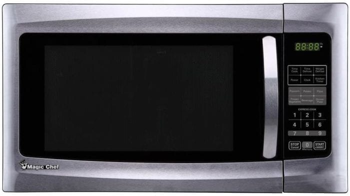 Magic Chef 1.6 cu. ft. Countertop Microwave Oven - Microwaves - Kitchen- TWS