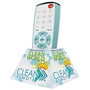 Best Hotel Accessories 2021 Clean-Remote-CR1-Universal TV