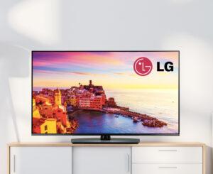LG Hospitality TVs